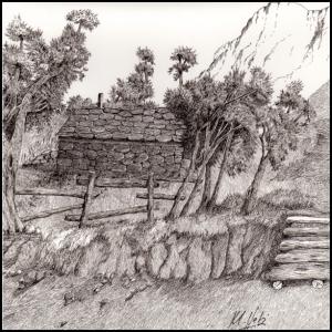 Cabaña escondida
