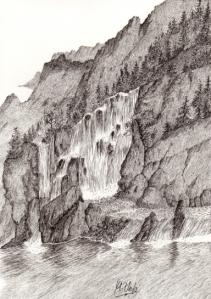 Cascadas en Benasque2