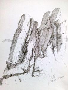 Antecima del Bondidier