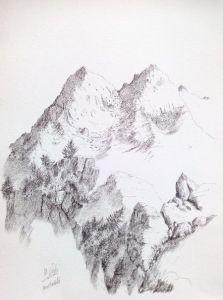 Pico de la montañeta