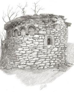 ermita de S.Aventin ( Sahun)