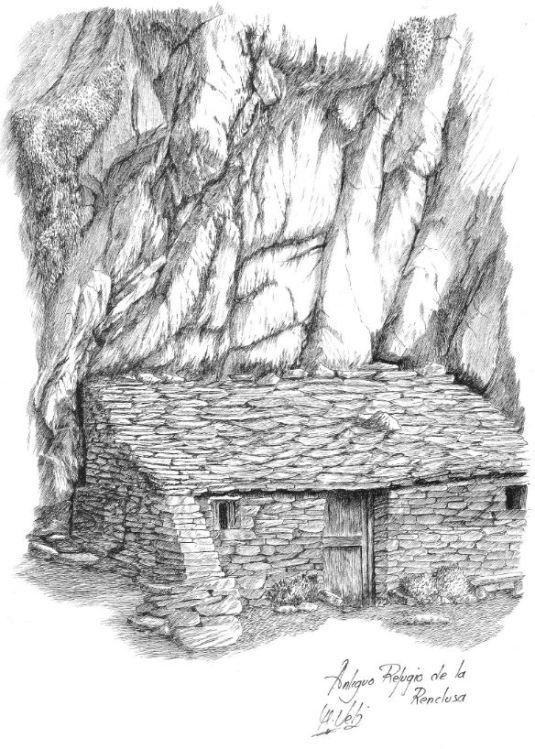 Antiguo Refugio de la Renclusa