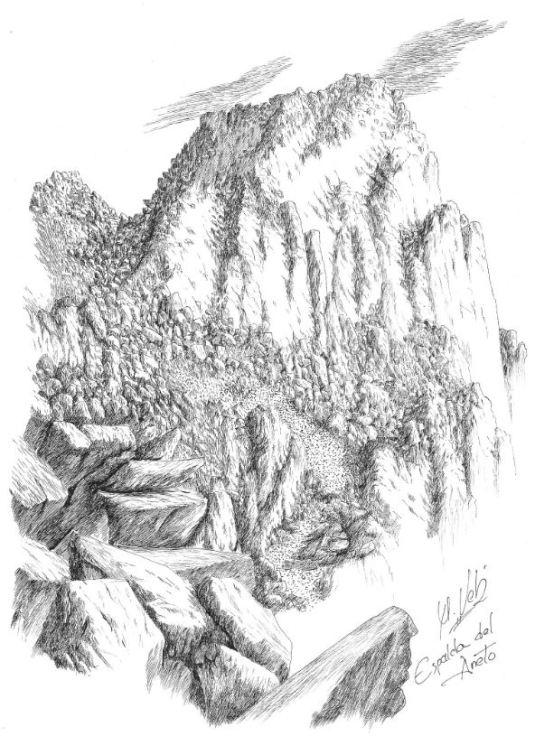 Espalda del Aneto
