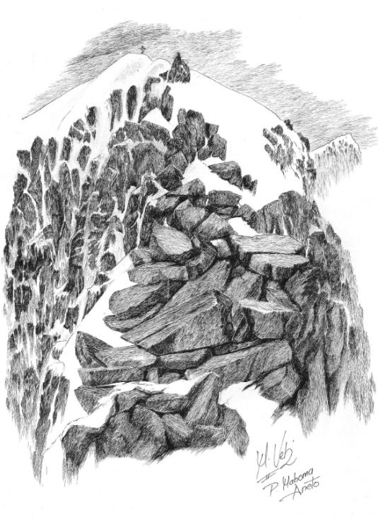 Paso de Mahoma-Aneto