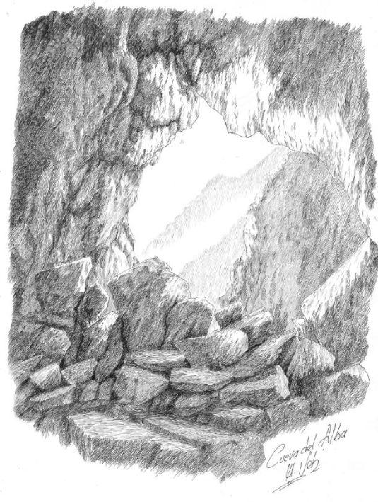 Cueva del Alba2 (Benasque)