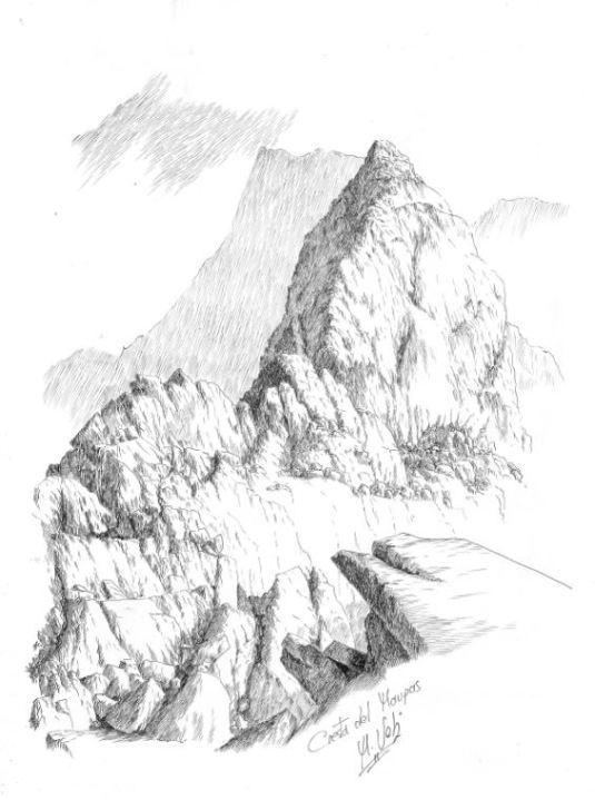 Cresta del Pico Moupas