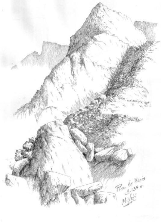 Pico la Munia