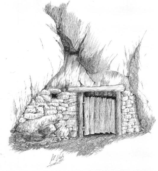 Refugio de pastor en Picos2