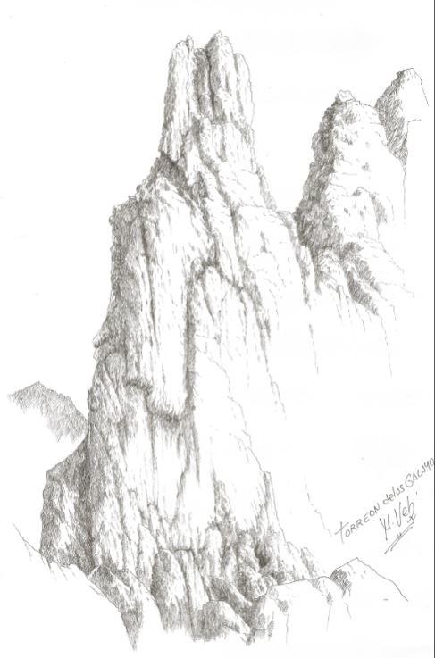 Torreon de los Galayos-Gredos